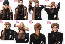 Tutorial Hijabs