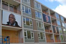 Community Art: Nationaal / Projecten geïnitieerd en uitgevoerd in Nederland.