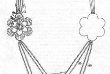 Collar crochet