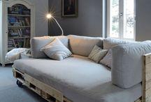 DIY sohva