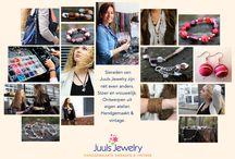 Juuls Jewelry / Handgemaakte en vintage sieraden: www.juulsjewelry.nl