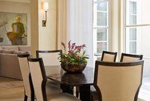 Dining Room Centerpiece Ideas / by Eden Yows