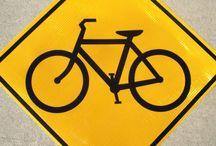 Bicycling / by Lynda Hickman