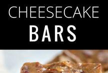 Bars + tray-bakes