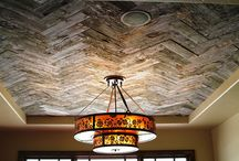 Forget Boring Ceilings! / by Evette Rios