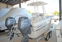 Worldcat/Carolina Cat is ready for the rough water! / Why do we love World Cat Offshore catamarans? By design, a World Cat catamaran delivers a smoother, gentler, better ride. It allows you to go farther, longer, and faster with greater confidence. It combines high tech planning with old world craftsmanship. It brings you a better boating experience. If you love to fish and love to fish offshore, you owe it to yourself to go for a sea trial in a World Cat. Trust us. You will be blown away.