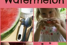 Fruits and Vegetables Activities
