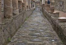 Pompei, Ercolano e Villa Antonella  (www.villaantonella.eu) / La storia dei romani in uno dei momenti più drammatici del cammino dell'Umanità.