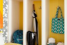 Welcome Home! - Marvelous Mudrooms / Mudrooms and entryways to keep our homes clean and organized (or at least we hope so!) / by Janaki Rao (Home From India)