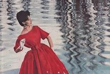 red dress / by Sandra Royalty