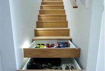lépcsőtároló