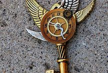 fimo keys