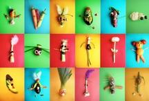 """Loisirs créatifs """"""""Les Créatures Végétales"""""""" enfants / Les créations du luki-atelier, atelier de loisirs créatifs à Bastille, Paris. http://www.luki-atelier.fr"""