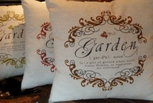 ataletçe bahçe.. garden / shabby chic.. lived in.. used to.. style.. calm and keeper friendly.. lots of eye candies =)