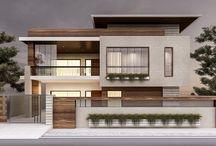 Villa tasarımlarım