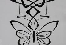 zvierata - motyl