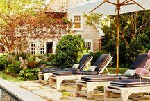 Garden/Pool / by Green Street Blog