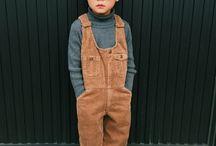 子供のファッション