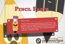 PenBoutique Pencil Facts / Pencil Facts  Did you Know ?