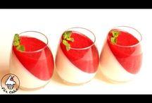 ovocné poháre