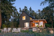 small house swoon / Красивые дома до 1000 sq.ft. (93 м2)