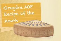 Recipe of the Month / New and traditional recipes coming each month!