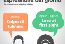 Italian language lesson