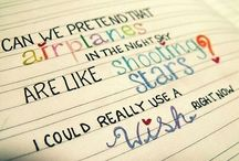 Songs and Quotes