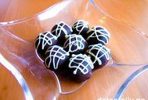 Oppskrifter kaker og konfekt