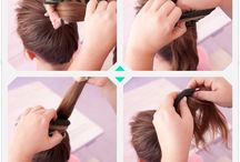 hairstyles / Hair styles for every ocations