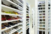 Shoe wall inspiration