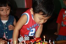Nick 3rd Birthday / Happy birthday to my smart nephew ! :) (born: April, 4 2011. Party: April,12 2014)