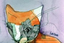 A art cat / by Deb Stanger