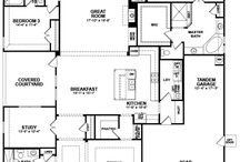 Awesome Sauce Floor Plans / by Brielyn Furuholmen