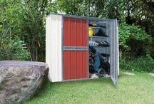 Garden Sheds / The garden shed is an Aussie classic. Whether you're building a workshop, home gym or simply need somewhere to store your tools and gardening equipment, our sheds are a stylish and durable addition to your garden.