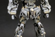 Amazing Gundam Builds