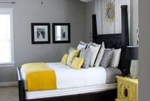 bedroom ideas / by Chelsey Link