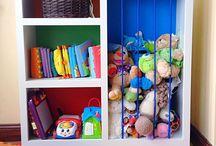 Crafty ideas - kids rooms