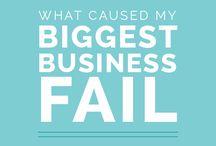 entrepreneur tips / Blogging and business tips for creative entrepreneurs, solopreneurs, artists, and bloggers.
