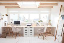 Pracovna / Workroom