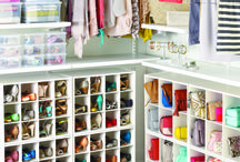 Organizing / How to organize all the stuff at home. Ideas