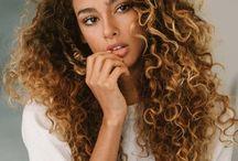 Curly hair ✨