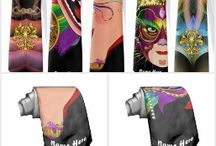 """Mardi Gras Ties 1 Wild & Crazy / You won't find these in any store The Cost of a single Design $100.00 to $500.00, Your cost """"FREE on Zazzle""""why? because you don't have to pay for my services! Created in Corel Draw X7 One of a kind design from Digital Art Expressions"""