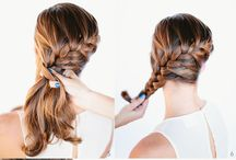 Peinados laterales