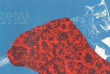 Illustration / zane aldere / zane aldere, illustration, design, screen printing, artists books