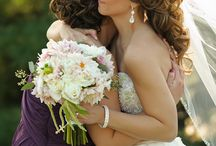 Gorgeous Wedding Hair and Makeup by Bella Angel / Bridal hair and makeup by Bella Angel.  www.bella-angel.com