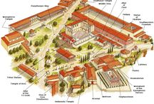 Old Athens and Greece