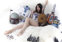 May The 4th Be With You / by SuicideGirls