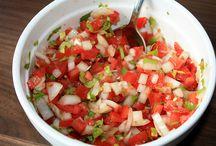 Mexican delicious food