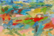 Art - Abstracted Landscape